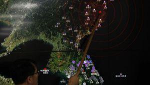 Muntele nuclear al lui Kim Jong-Un, in pericol. Structura formei de relief poate ceda oricand