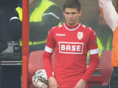 Razvan Marin i-a invins pe Rednic si Rotariu. Pasa de gol data de mijlocas in meciul Mouscron - Standard