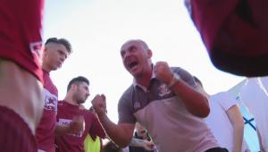 Tactica la Liga a 4-a! VIDEO CRIMINAL :)) Ce a URLAT antrenorul lui AFC Rapid in Ghencea, inainte de meciul cu Steaua! I-a speriat pe jucatori