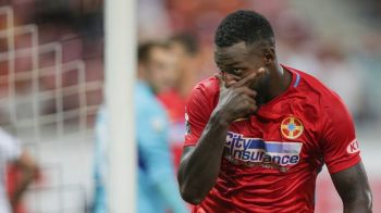 "Unde mai revine Alibec? :) Steaua 7-0 Timisoara! Gnohere a reusit trei goluri, Budescu - trei pase decisive. Coman, o ""dubla"""
