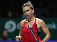 Halep - Garcia la Singapore | LIVE ACUM Simona conduce cu 5-1 in setul 2! La un pas de prima victorie la Turneul Campioanelor