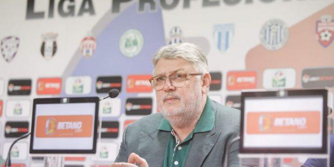 ALEGERI LPF: Victorie zdrobitoare pentru Gino Iorgulescu: 13-1 in fata lui Sorin Dragoi! Ce a spus despre schimbarea sistemului din Liga 1 si despre arbitrajul video