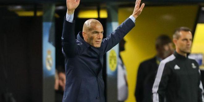 Singura cerinta pe care Zidane a avut-o pentru perioada de mercato din iarna: ce  tinta  si-a stabilit antrenorul Realului