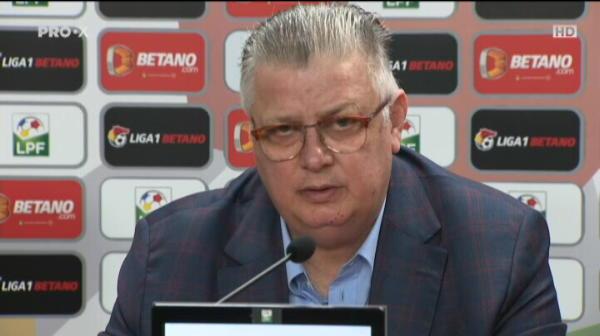 ALEGERI LPF: ULTIMA ORA! Victorie zdrobitoare pentru Gino Iorgulescu: 13-1 in fata lui Sorin Dragoi! Inca 5 ani de mandat pentru Iorgulescu
