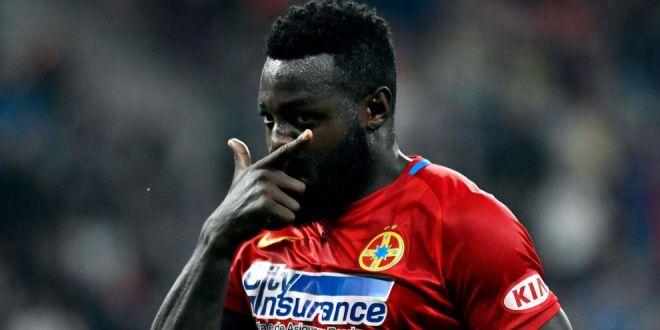 Steaua il poate pierde pe Gnohere:  E senzatia momentului in fotbalul european!  Unde vrea sa plece  Bizonul