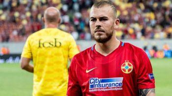 Denis Alibec REVINE ca titular la Steaua! Gnohere, din nou pe banca? Care e primul meci in care va fi folosit de Dica