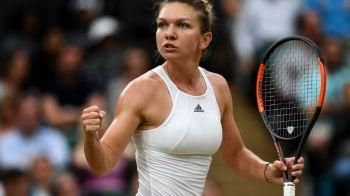 """Simona Halep, """"meditata"""" de Navratilova! Fostul lider mondial stie unde a gresit romanca: """"N-a riscat si a platit pretul!"""""""