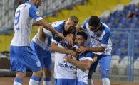 Craiova a marcat 2 goluri, dar a tras de trei ori in bara: Sepsi 0-2 Craiova | Fanii olteni s-au batut intre ei, in peluza! VIDEO | Vezi golurile