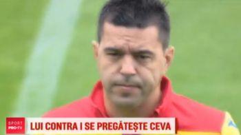 """""""Prima"""" de calificare :) Lui Contra i se pregateste ceva special daca duce Romania la EURO"""