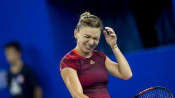 Halep pierde meciul cu Svitolina in doua seturi: 3-6, 4-6! Simona este eliminata de la Turneul Campioanelor si termina grupa pe ultimul loc
