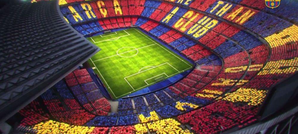 SCHIMBARE ISTORICA   Cum s-ar putea numi Camp Nou din sezonul urmator! Catalanii au nevoie de bani pentru a-i prelungi contractul lui Messi