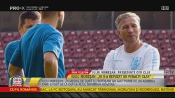 """Acuzatii incredibile! CFR indica BLAT cu arbitrii la meciul cu Botosani si cere intereventia urgenta a Federatiei: """"Asa a trebuit sa fie"""""""