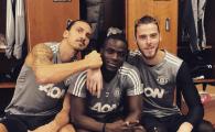 FOTO: Detaliul ciudat din ultima poza pusa de Zlatan pe Instagram! A strans peste 1 milion de like-uri