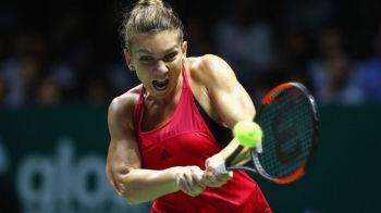Simona Halep a fost eliminata de la Turneul Campioanelor | Singura veste buna dupa infrangerea cu Svitolina! Cum poate ramane numarul 1 mondial