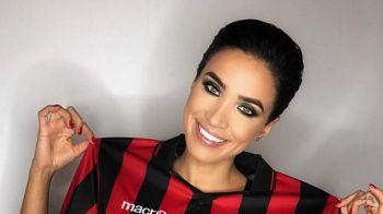 Liga a patra a mai facut un transfer important! :)) Ce echipa sustine Adelina Pestritu. FOTO