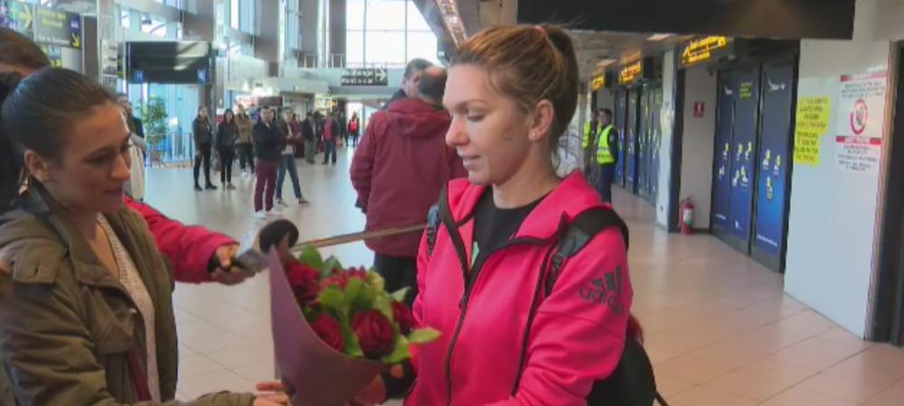 """Simona Halep dupa Turneul Campioanelor si """"logodna"""" cu tenisul: """"Nu voi uita niciodata, vreau sa mai traiesc asta si pe viitor"""". Ce planuri are pentru 2018"""