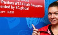 NOUL clasament WTA: Simona are 40 de puncte peste Muguruza, Wozniacki a intrat in top 3 dupa victoria de la Singapore