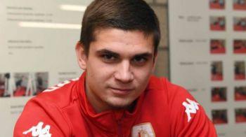 "Razvan Marin, moment MAGIC in Belgia! Fanii l-au aplaudat: ""Pentru asta m-am apucat de fotbal!"""