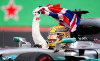 """""""LEWIS IS GRAND"""". Hamilton a cucerit al 4-lea titlu Mondial din cariera"""