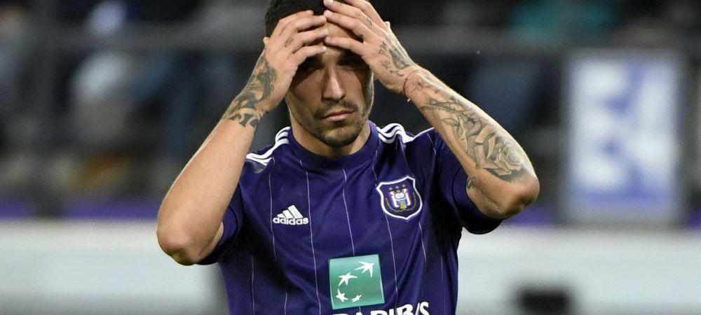 "Nicolae Stanciu a rabufnit in presa din Belgia: ""Nu inteleg ce se intampla!"" Ce i-a spus antrenorul"