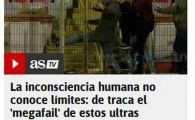 """""""Inconstienta umana nu cunoaste limite!"""" Spaniolii sunt socati de gestul fanilor dinamovisti de la partida cu Viitorul! Cum comenteaza povestea cu poarta deschisa"""