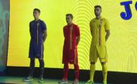 Asa arata noile echipamente ale Romaniei! Echipa nationala are de astazi o noua identitate: FOTO