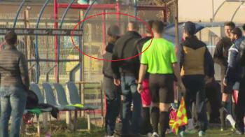 NU SE POATE! :)) Faza zilei in Ghencea: a marcat si si-a pierdut mintile! Un jucator s-a dat cu capul de banca de rezerve de fericire VIDEO