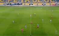 Juventus - ACS Poli Timisoara 1-1 | Situatie incredibila pentru un meci de Liga 1: doar 4 FANI au asistat la Tribuna a 2-a