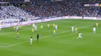 Asensio a reusit TORPILA ANULUI! Reusita fabuloasa in meciul revenirii pentru Real Madrid. VIDEO