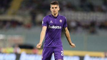 Ianis Hagi si-a gasit echipa! Ignorat de Fiorentina, Hagi jr e asteptat in Serie B de omul care l-a antrenat si pe Dan Petrescu
