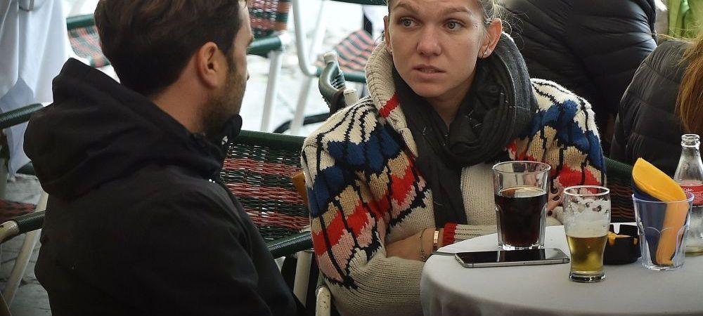 Cum a reactionat presupusul iubit al Simonei Halep cand a fost intrebat despre relatia cu numarul 1 WTA