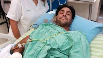 Aproape de tragedie: capitanul lui Hapoel Be'er Sheva a fost resuscitat de medici pe teren