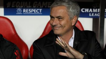 Lovitura reusita de Mourinho! Ce atacant dorit si de Real Madrid a semnat cu Manchester United