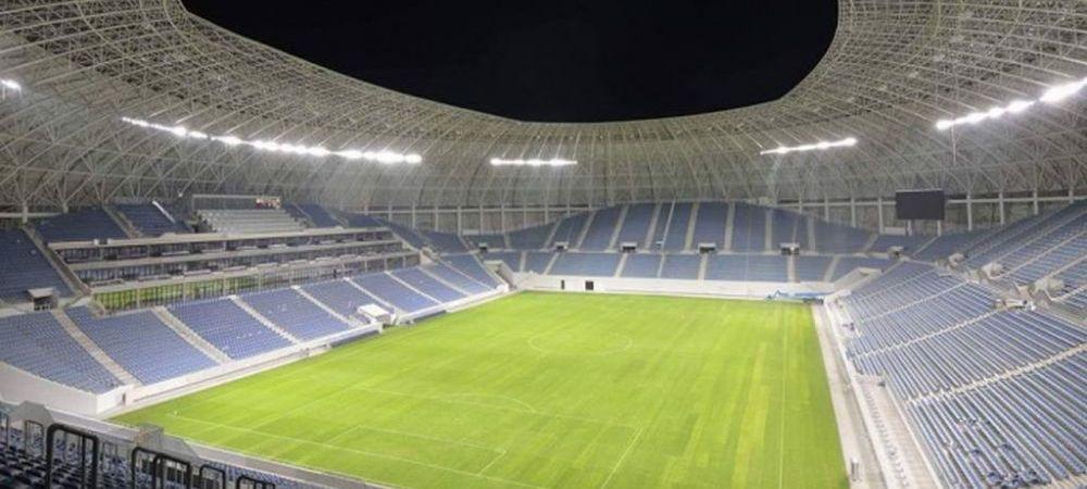 OFICIAL! A fost spulberat si ultimul obstacol: noul Oblemenco va fi inaugurat maine cu partida CSU Craiova - Slavia Praga! Suma uriasa castigata de CSU din abonamente