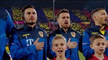 Toata Romania sustine Romania! Toti jucatorii lui Contra au cantat IMNUL national! VIDEO