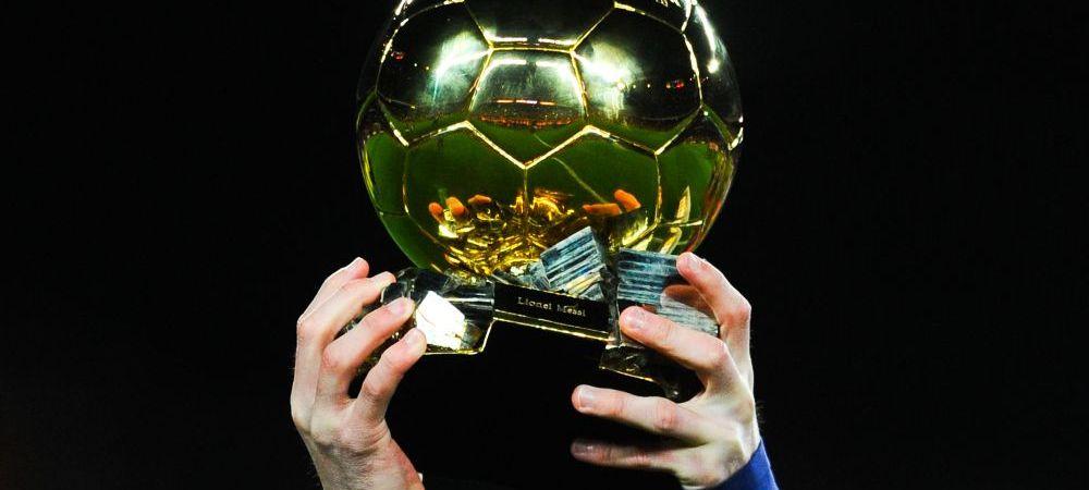 A fost anuntata data la care se va da Balonul de Aur: 30 de fotbalisti sunt nominalizati, Messi si Ronaldo din nou favoriti. Ronaldo e la un trofeu de marele rival