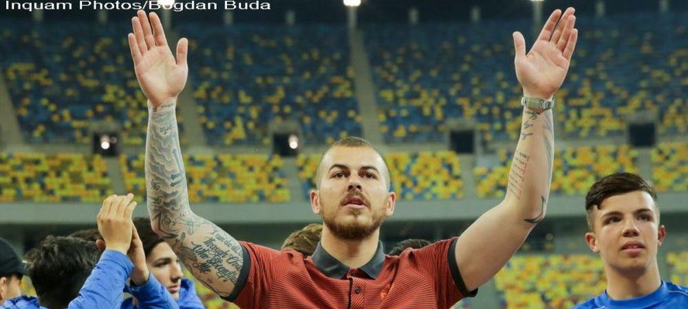 Alibec a intrat pe Facebook si le-a multumit suporterilor pentru primirea de la Cluj. Mesajul postat dupa cele 13 minute jucate aseara