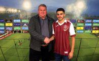A doua lovitura data celor de la Steaua! Jucatorul dorit de Dica a semnat cu CFR Cluj! Anunt de ULTIMA ORA facut de echipa lui Dan Petrescu