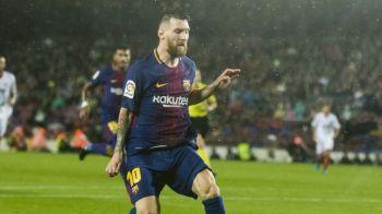 FOTO: Prima imagine cu echipamentul Barcelonei in sezonul urmator! Este prima data cand va arata asa
