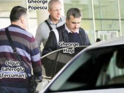 """BOMBA de ultima ora: Hagi si Popescu, fotografiati la negocierile pentru un club de traditie! Turcii anunta: """"Ei conduc discutiile pentru preluare"""""""