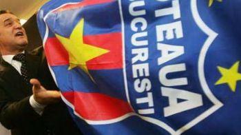 """Stie ceva? Becali: """"In 5-6 luni o sa numim iar Steaua! Pana atunci suntem FCSB, care e problema?"""""""