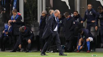 OFICIAL: Italia l-a DAT AFARA pe Ventura! Ancelotti e favorit sa-i ia locul