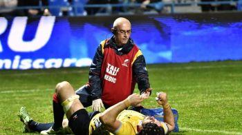 Doliu in rugby-ul romanesc: medicul nationalei Romaniei a murit la 41 de ani
