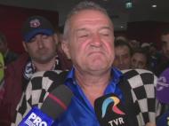 """A renuntat Becali la Steaua!? Declaratie de ultima ora: """"E mai frumos FCSB, avem cea mai frumoasa sigla din lume"""""""