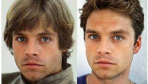 Romanul dorit in Star Wars! Cat de bine seamana cu Luke Skywalker