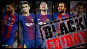 Black Friday la Barcelona! Marca anunta lista jucatorilor pe care Barca vrea 150 de milioane de euro! Cine este pe lista neagra