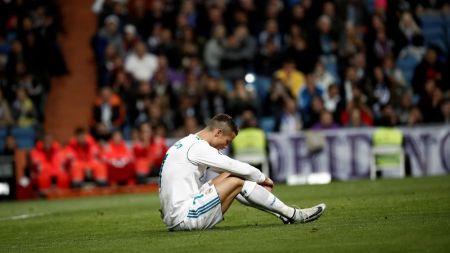 Cristiano Ronaldo a rabufnit impotriva contestatarilor:  Oamenii cred ca sunt o masinarie de goluri! Cand nu inscriu, gata, am jucat prost!