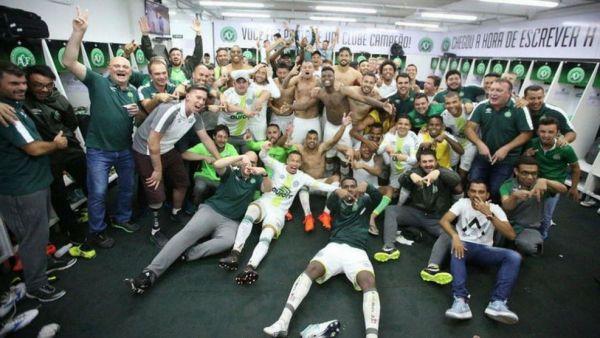 Moment incredibil pentru Chapecoense in Brazilia! Ce au reusit la aproape 1 an de la accidentul tragic in care 71 de oameni si-au pierdut viata