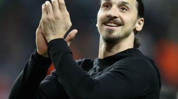 "Revenirea LEULUL! Ibrahimovic, gata de primul meci dupa 8 luni de pauza! Mourinho: ""E apt, dar sa nu ne asteptam sa joace 90 de minute"""