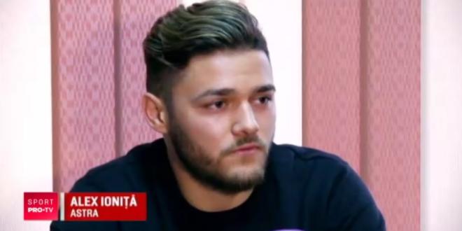 Fotbalistul cu Rapidul scris pe piept vrea sa o salveze pe Dinamo. Ionita:  Cu 4 milioane as cumpara si Rapidul, si Dinamo! Trebuie salvate